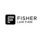 Logotipo de Office Letter F del abogado del abogado del bufete de abogados Imagen de archivo