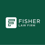 Logotipo de Office Letter F do advogado do advogado da empresa de advocacia Foto de Stock Royalty Free