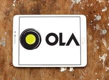 Logotipo de Ola Cabs Foto de Stock Royalty Free