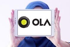 Logotipo de Ola Cabs Fotografia de Stock Royalty Free