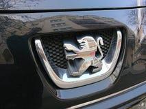 Logotipo de Peugeot imagens de stock royalty free