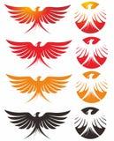 Logotipo de Phoenix Imagens de Stock