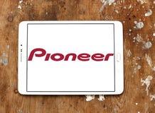 Logotipo de Pioneer Corporation Fotos de archivo