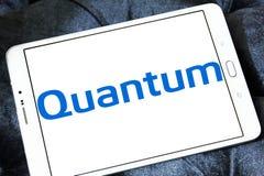 Logotipo de Quantum Corporation Imagen de archivo