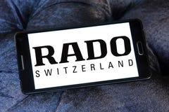Logotipo de Rado Fotografía de archivo libre de regalías