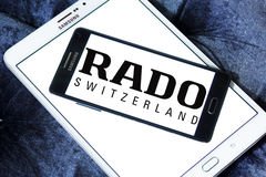 Logotipo de Rado Foto de archivo libre de regalías