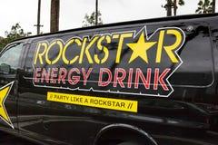 Logotipo de Rockstar imagens de stock royalty free