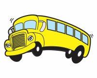 Logotipo de Schoolbus Fotos de archivo libres de regalías