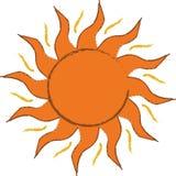 Logotipo de Sun Imagen de archivo