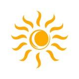 Logotipo de Sun Imagenes de archivo