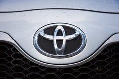 Logotipo de Toyota imagenes de archivo