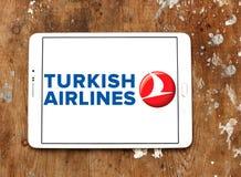 Logotipo de Turkish Airlines Fotos de Stock Royalty Free