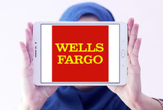 Logotipo de Wells Fargo Fotos de Stock Royalty Free