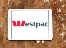 Logotipo de Westpac Banking Corporation imagen de archivo libre de regalías