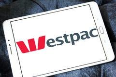 Logotipo de Westpac Banking Corporation foto de archivo libre de regalías