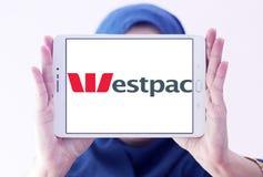 Logotipo de Westpac Banking Corporation foto de archivo