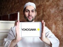 Logotipo de Yokogawa Electric Corporation imagen de archivo