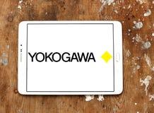 Logotipo de Yokogawa Electric Corporation imagenes de archivo