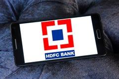 Logotipo del banco de HDFC Fotografía de archivo