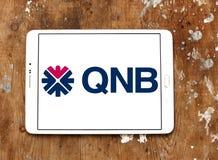 Logotipo del banco de QNB