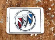 Logotipo del coche de Buick Fotos de archivo