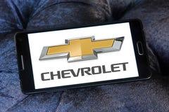 Logotipo del coche de Chevrolet Imagenes de archivo