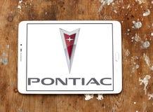 Logotipo del coche de Pontiac Fotos de archivo libres de regalías