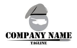 Logotipo del ejército Fotos de archivo