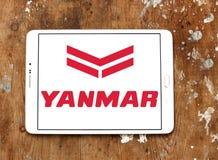 Logotipo del fabricante del motor diesel de Yanmar Fotografía de archivo