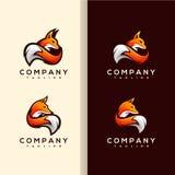 Logotipo del Fox stock de ilustración