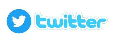 Logotipo del icono de Twitter libre illustration