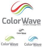 Logotipo del negocio Imagenes de archivo