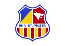 Logotipo del St Pölten stock de ilustración