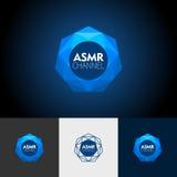 Logotipo del vector o diseño abstracto moderno del elemento Mejor para la identidad y los logotipos Forma simple Foto de archivo
