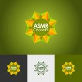 Logotipo del vector o diseño abstracto moderno del elemento Mejor para la identidad y los logotipos Forma simple Imagenes de archivo