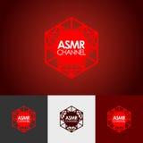 Logotipo del vector o diseño abstracto moderno del elemento Mejor para la identidad y los logotipos Forma simple Imagen de archivo libre de regalías