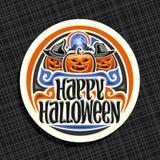 Logotipo del vector para Halloween libre illustration