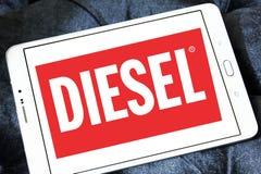 Logotipo diesel imagens de stock