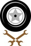 Logotipo do automóvel ilustração stock