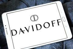 Logotipo do café de Davidoff Fotos de Stock Royalty Free