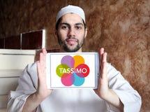 Logotipo do café de Tassimo Imagem de Stock Royalty Free