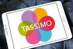 Logotipo do café de Tassimo Imagens de Stock