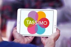 Logotipo do café de Tassimo Fotografia de Stock Royalty Free