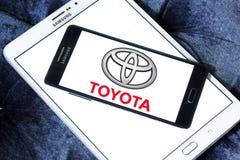 Logotipo do carro de Toyota Imagens de Stock Royalty Free