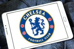 Logotipo do clube do futebol de Chelsea Foto de Stock Royalty Free