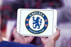 Logotipo do clube do futebol de Chelsea Fotografia de Stock