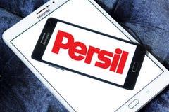 Logotipo do detergente para a roupa de Persil Imagem de Stock Royalty Free