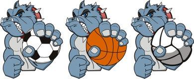 Logotipo do esporte Imagens de Stock