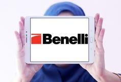 Logotipo do fabricante da arma de fogo de Benelli Fotografia de Stock