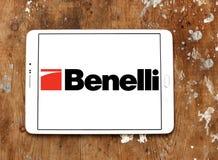 Logotipo do fabricante da arma de fogo de Benelli Imagem de Stock